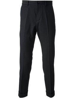 Slim Tailored Trousers by Gucci in Focus