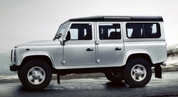 Defender SUV by Land Rover in 13 Hours: The Secret Soldiers of Benghazi