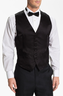 Silk Vest by David Donahue in Legend