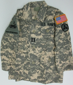 Digital Army Jacket by Military Uniform Supply in American Ultra
