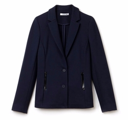 Milano Cotton Stretch Blazer by Lacoste in The Layover