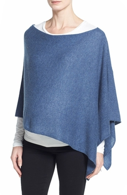 Cashmere Maternity Cape by Tees by Tina in Empire