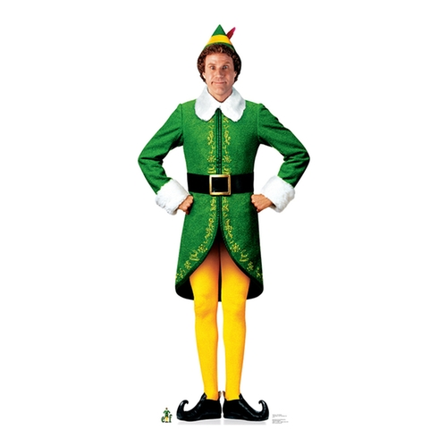 Custom Made Buddy The Elf Costume by Laura Jean Shannon (Costume Designer) in Elf