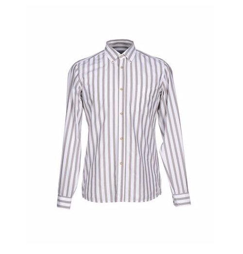 Button Down Stripe Shirt by M.Grifoni Denim in Jane the Virgin
