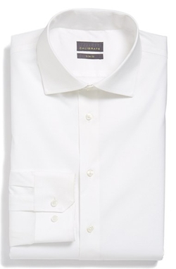 Trim Fit Dress Shirt by Calibrate in Neighbors