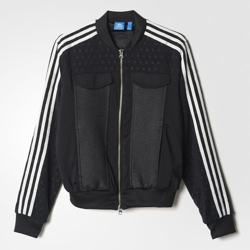 Superstar Track Jacket by Adidas in Keeping Up With The Kardashians - Season 11 Episode 12