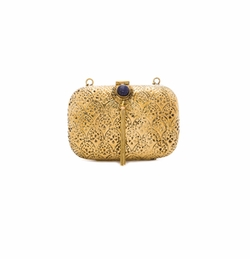 Tasha Clutch Bag by From St Xavier in Quantico