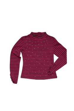 Bon Vivant Stripe Tee by Kate Mack in Ant-Man