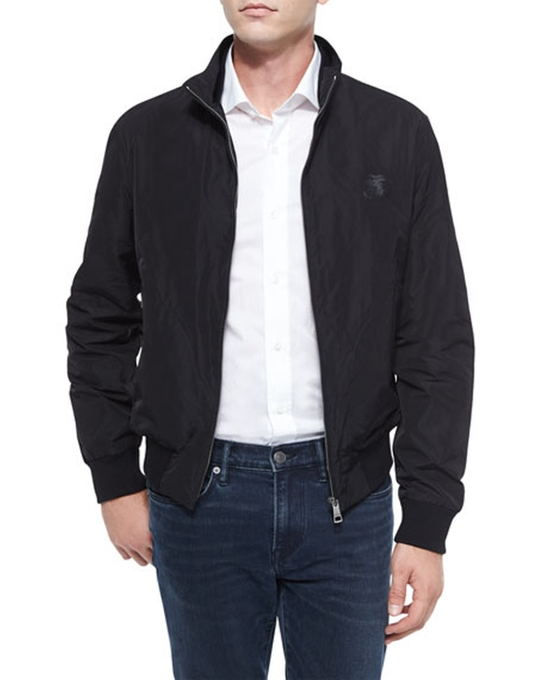 Bradford Lightweight Blouson Jacket by Burberry Brit in Sully