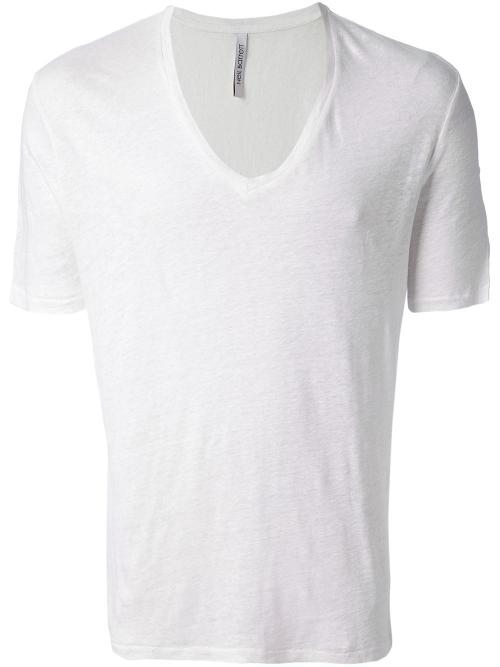 Plain T-shirt by Neil Barrett in The Other Woman