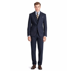 Connery Wool Three-Piece Suit by Ralph Lauren in The Boss