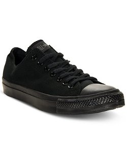Men's Chuck Taylor Ox Athletic Casual Sneakers by Converse in Need for Speed
