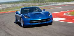 CORVETTE STINGRAY COUPE by CHEVROLET in Transformers: Age of Extinction