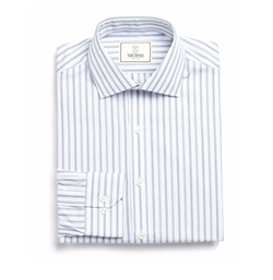 Crosby Dress Shirt by Todd Snyder White Label in The Infiltrator