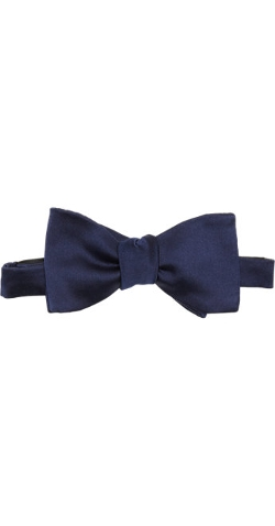 Satin Bow Tie by Barneys New York in Entourage