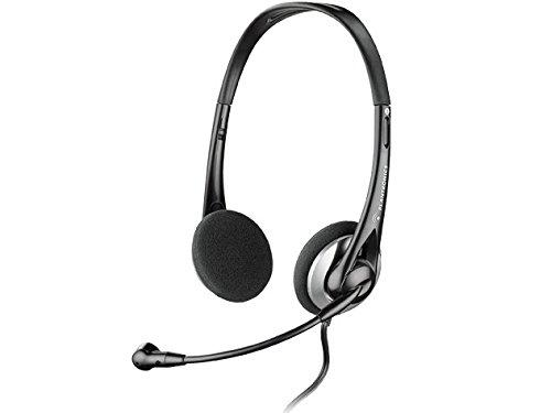 Audio 326 Stereo PC Headset by Plantronics in No Strings Attached