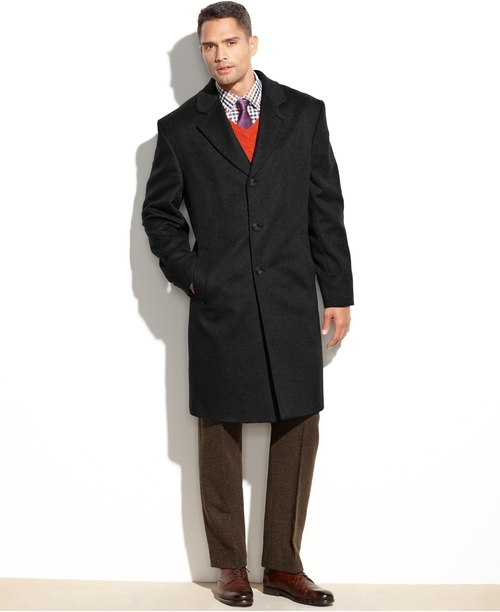 Madison Cashmere-Blend Overcoat by Michael Kors in Life