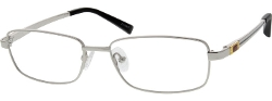Full-Rim Titanium Frame with Designer Temples Glasses by Zenni in The Hangover