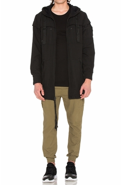 Radik Jacket by Publish in The Ranch