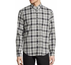 Rammy. Sterlingt Plaid Shirt by Theory in Spider-Man: Homecoming