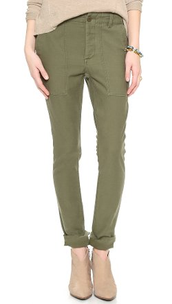Slouch Utility Trousers by NLST in If I Stay