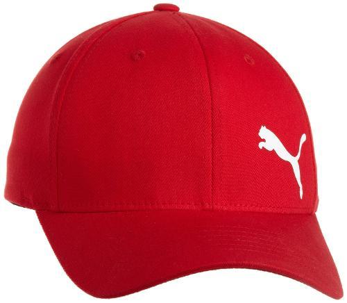 Men's Teamsport Formation Flex Fit Cap by Puma in Gone Girl