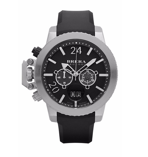Militare II Round Chronograph Watch by Brera in The Intern