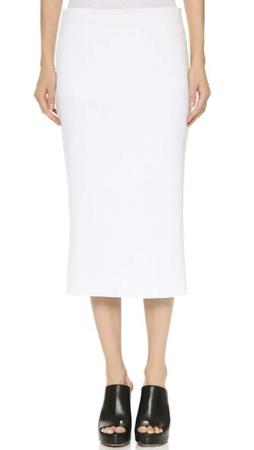 Rib Skirt by Edun in Suits - Season 5 Episode 2