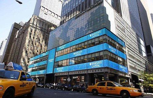 745 Seventh Avenue (Barclays Capital Building) New York City, New York in The Loft