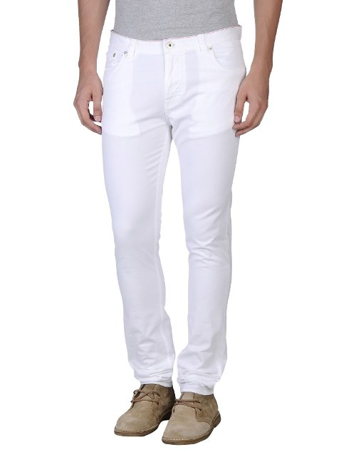 Casual Pants by Moschino in Focus