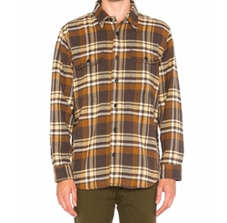 Vintage Flannel Work Shirt by Filson in New Girl