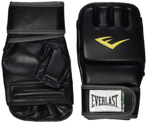 Train Advanced Wristwrap Heavy Bag Gloves by Everlast in Barely Lethal