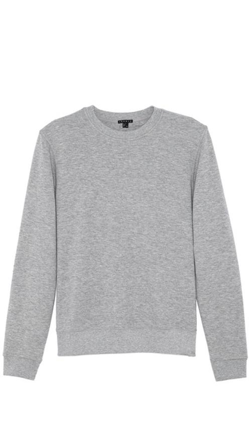 Indicative Sweatshirt by Theory in Step Up: All In