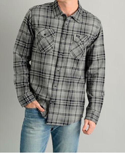 Long Sleeve Button Down Shirt by RVCA  in The Walking Dead - Season 6 Looks