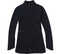 Backbay Tunic Jacket by Ibex in Keeping Up With The Kardashians