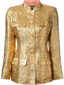 Embroidered Jacket by Chanel Vintage in Empire