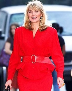 Red Jacket by Thierry Mugler in Sex and the City