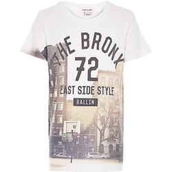 The Bronx Print T-Shirt by River Island in 99 Homes
