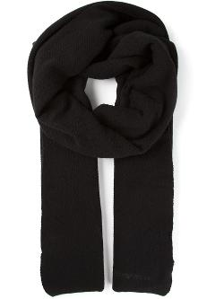 Textured Scarf by Emporio Armani in New Year's Eve