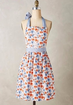 Lucerne Apron by Anthropologie in The Boss