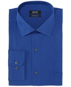 Solid Performance Dress Shirt by Alfani in Scott Pilgrim Vs. The World