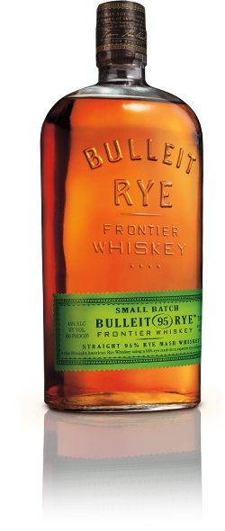 Frontier Whiskey by Bulleit Rye in Self/Less