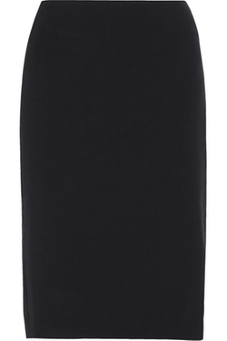 Stretch Wool Pencil Skirt by Theory in Scandal
