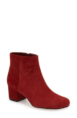 Edith Ankle Booties by Sam Edelman in The Good Wife