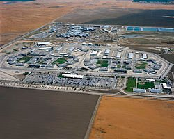 Coalinga, California by Pleasant Valley State Prison in Need for Speed