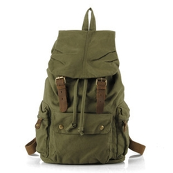 Scout Field Backpack by Icanvasbags in Scout's Guide to the Zombie Apocalypse