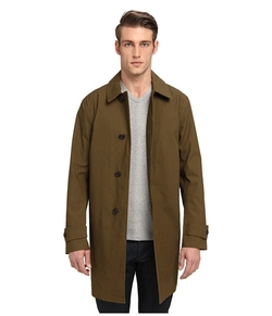 Bonded Trench Coat by Jack Spade in A Walk Among The Tombstones