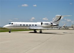 IV Business jet by Gulfstream in Fast & Furious 6