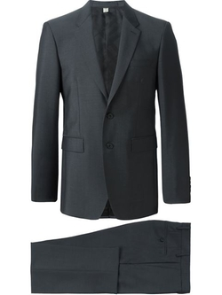 Two Piece Suit by Burberry London in Quantico