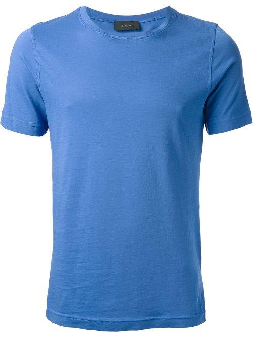 Classic T-shirt by Zanone in Furious 7